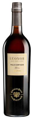 Picture of LEONOR PALO CORTADO 12Y 37,5CL