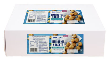 Picture of HALLOUMI NUGGETS CA 200ST 2,5K