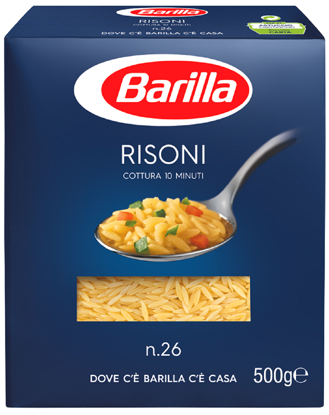 Picture of RISONI 24X500G         BARILLA