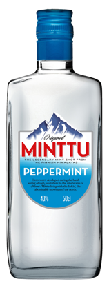 Picture of MINTTU PEPPARMINT 12X50CL 35%