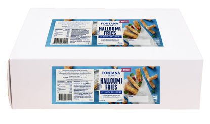 Picture of HALLOUMI FRIES PANERADE 2,5KG